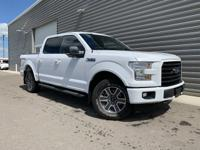2017 Ford F-150 XLT 4WD Non-Smoker, One Owner, Backup