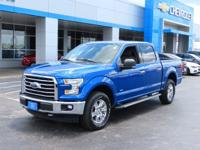 Navigation, XLT Package, 4D SuperCrew, EcoBoost 3.5L V6