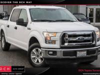 CARFAX One-Owner. 2017 Ford F-150 XLT RWD 6-Speed