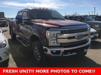 CARFAX One-Owner. Certified. F-250 SuperDuty Lariat, 4D