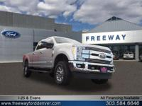 CREW CAB 4WD 6.7L DIESEL 160 WB LARIAT PACKAGEHEATED