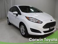 Priced below KBB Fair Purchase Price! 2017 White Ford