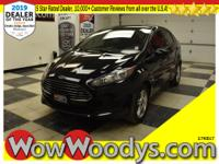 Wow! This 2017 Ford Fiesta SE FWD is equipped with a