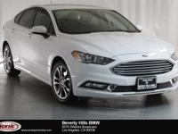 This 2017 Ford Fusion SE is a One Owner vehicle with a
