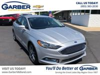 Come in and check out this 2017 Ford Fusion!! Classy!!