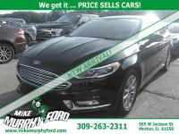 Recent Arrival! 2017 Ford Shadow Black Fusion SE FWD