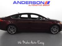 CALL ANDERSON NISSAN MAZDA AT   TODAY!! JUST 22K