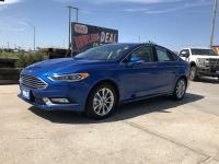 Check out this 2017 Ford Fusion SE. Its Automatic
