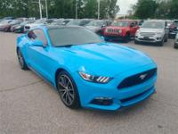 Recent Arrival! 2017 Ford Mustang Grabber BlueAwards:*
