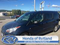 New Price! Blue 2017 Ford Transit Connect XLT FWD