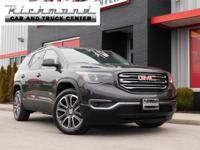 Recent Arrival!Iridium Metallic 2017 GMC Acadia SLT-1