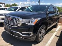 Ebony Twilight Metallic 2017 GMC Acadia Denali AWD