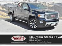 Come see this 2017 GMC Canyon 4WD Denali. Its Automatic