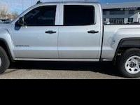 Quicksilver Metallic 2017 GMC Sierra 1500 RWD 6-Speed