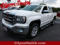 This 2017 GMC Sierra 1500 SLT includes a remote