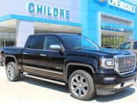 This Sierra 1500is equipped with Remote Keyless Entry,