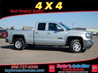 Extended Cab, V8, 6-Speed Automatic Electronic with