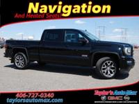 Sierra 1500 SLT, 4D Crew Cab, V8, 6-Speed Automatic