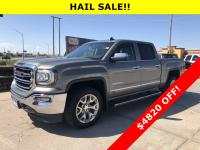 Come see this 2017 GMC Sierra 1500 SLT. Its Automatic