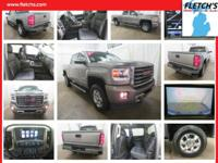 2017 GMC Sierra 2500HD SLT Pepperdust Metallic Clean
