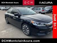 DCH VALUE CERTIFIED Honda QUALITY, ONE OWNER, HYBRID,