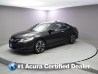 2017 Honda Accord EX-L CARFAX One-Owner. Priced below