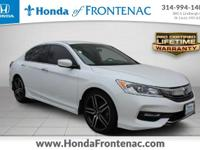 This 2017 Honda Accord Sedan Sport is offered to you