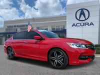 Used 2017 Honda Accord Sport Special Edition. Priced