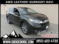 *** LEATHER *** SUNROOF *** AWD *** NAV *** BLIND SPOT