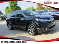 We are excited to offer this 2017 Honda CR-V. When you