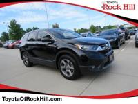 We are excited to offer this 2017 Honda CR-V. Drive