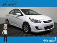 CARFAX One-Owner. Accent SE, 4D Sedan, 6-Speed