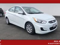 Kirby Kia is proud to offer this 2017 Hyundai Accent