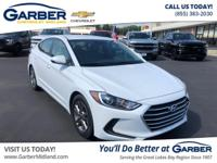 Come in and check out this 2017 Hyundai Elantra!! Ready