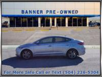 shale gray metallic 2017 Hyundai Elantra SE 4D Sedan