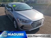 Did you know the Elantra is considered a compact car?