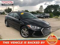 2017 Hyundai Elantra Value Edition ***#1 CERTIFIED