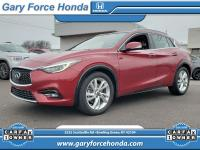 CARFAX One-Owner. Clean CARFAX. Magnetic Red 2017