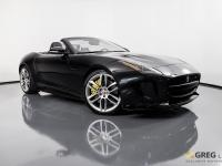 2017 Jaguar F-Type R ConvertibleUltimate Black Metallic