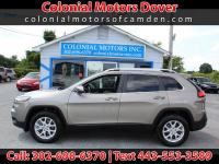 Super Clean 1 Owner Clean Carfax, 2017 Jeep Cherokee