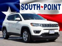 2017 Jeep New Compass Latitude CARFAX One-Owner. Clean