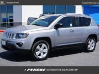 Granite Crystal Metallic Clearcoat 2017 Jeep Compass