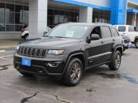 Remote Start, Backup Camera, Bluetooth, Grand Cherokee