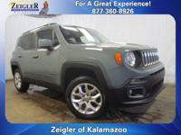 Recent Arrival! 2017 Jeep Renegade 2.4L I4 MultiAir