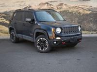 Come see this 2017 Jeep Renegade Trailhawk. Its