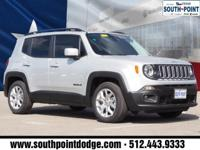 2017 Jeep Renegade Latitude Recent Arrival! Odometer is