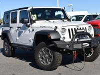 Bright White Clearcoat 2017 Jeep Wrangler Unlimited