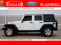 19k - UNLIMITED WHILLYS EDITION - 4x4 - Hard Top -