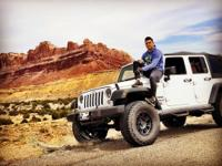 This is not the soccer moms Mall Crawler! This Jeep has