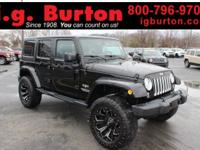 2017 Jeep Wrangler Unlimited Sahara ***THIS VEHICLE IS